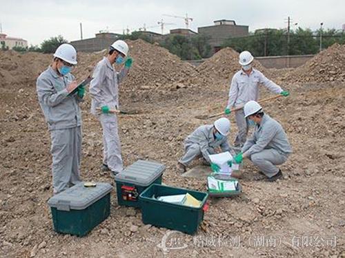 土壤修复效果评估
